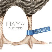 Logo for Mama Shelter Marseille