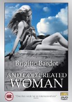 DVD cover of And God Created Woman