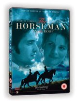 DVD cover of The Horseman on the Roof