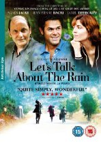 DVD cover of Let's Talk About the Rain