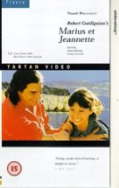 DVD cover of Marius and Jeannette