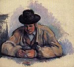 Study for The Card Players by Paul Cezanne