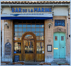 The Bar de la Marine, Marseille