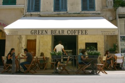 Green Bear Coffee Marseille