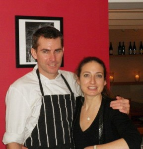 Antonia and Russell Coughlan of Fou de Fafa, Avignon