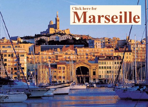 The Old Port of Marseille