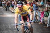 Ben Foster as Lance Armstrong in Stephen Frears cycling film small