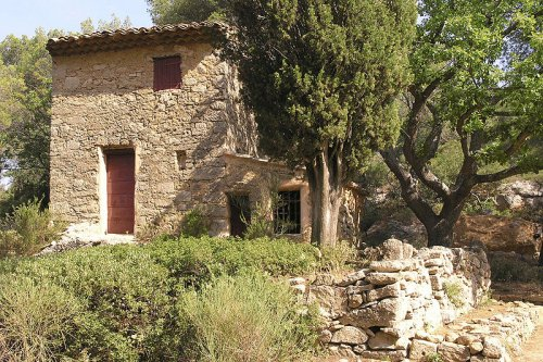 Paul Cezanne's house at Bibemus