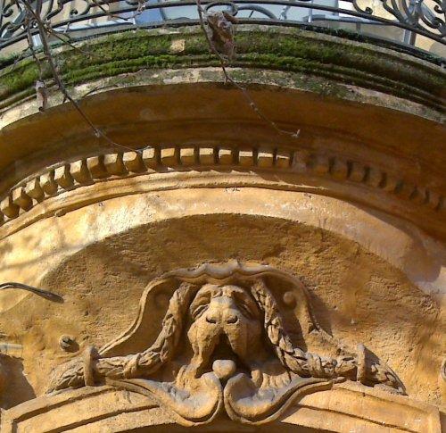 Detail No 23 Cours Mirabeau, Aix En Provence