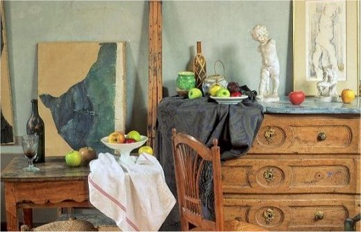Paul Cezannes studio at Les Lauves in Aix en Provence