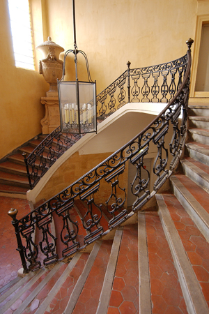 Staircase, Musee des Tapissieres, Aix en Provence