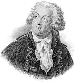The Comte de Mirabeau