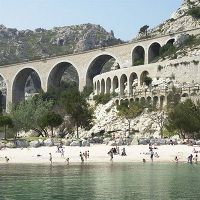 Beaches In Marseille Travel And Tourism In Provence