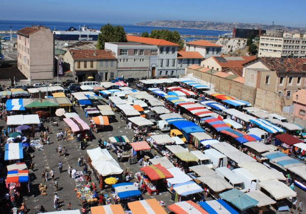 Markets Of Marseille Travel And Tourism In Provence