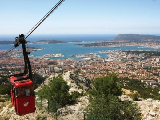 How To Get Around Toulon Travel and Tourism in Provence – Toulon Tourist Map