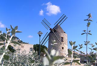 Windmill at Allauch