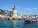 Lighthouse at Sanary sur Mer