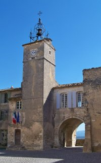Menerbes Bell Tower
