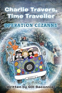 Charlie Travers book cover