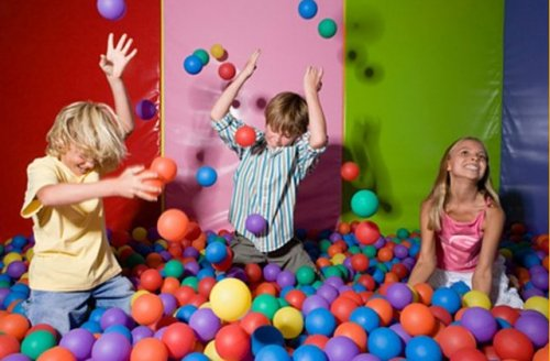 Legend'aire indoor playground Aix en Provence