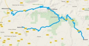 ventoux routes small