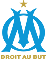 The Olympique de Marseille insignia